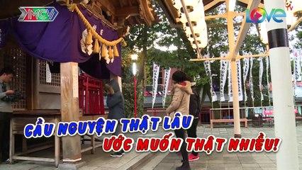 BÂY GIỜ LÀM SAO? Đi để khám phá | Tập 7 | Ribi Sachi và Mlee khám phá ngôi đền thần cáo tại Nhật Bản
