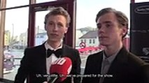 Dagbladet Gulrutten Interview Subbed (Henrik & Tarjei)