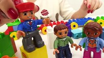 BOB the Builder Can't Count! AINS Number Game with LEGO Construction T
