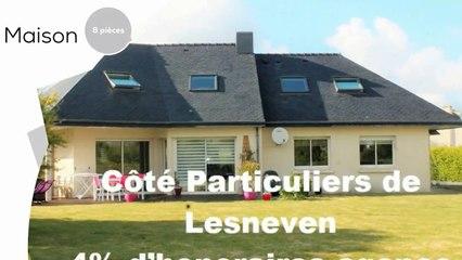 A vendre - Maison/villa - Lesneven (29260) - 8 pièces - 170m²