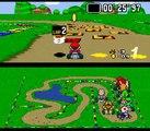 Super Mario Kart (SNES) 100cc Flower Cup Round 3