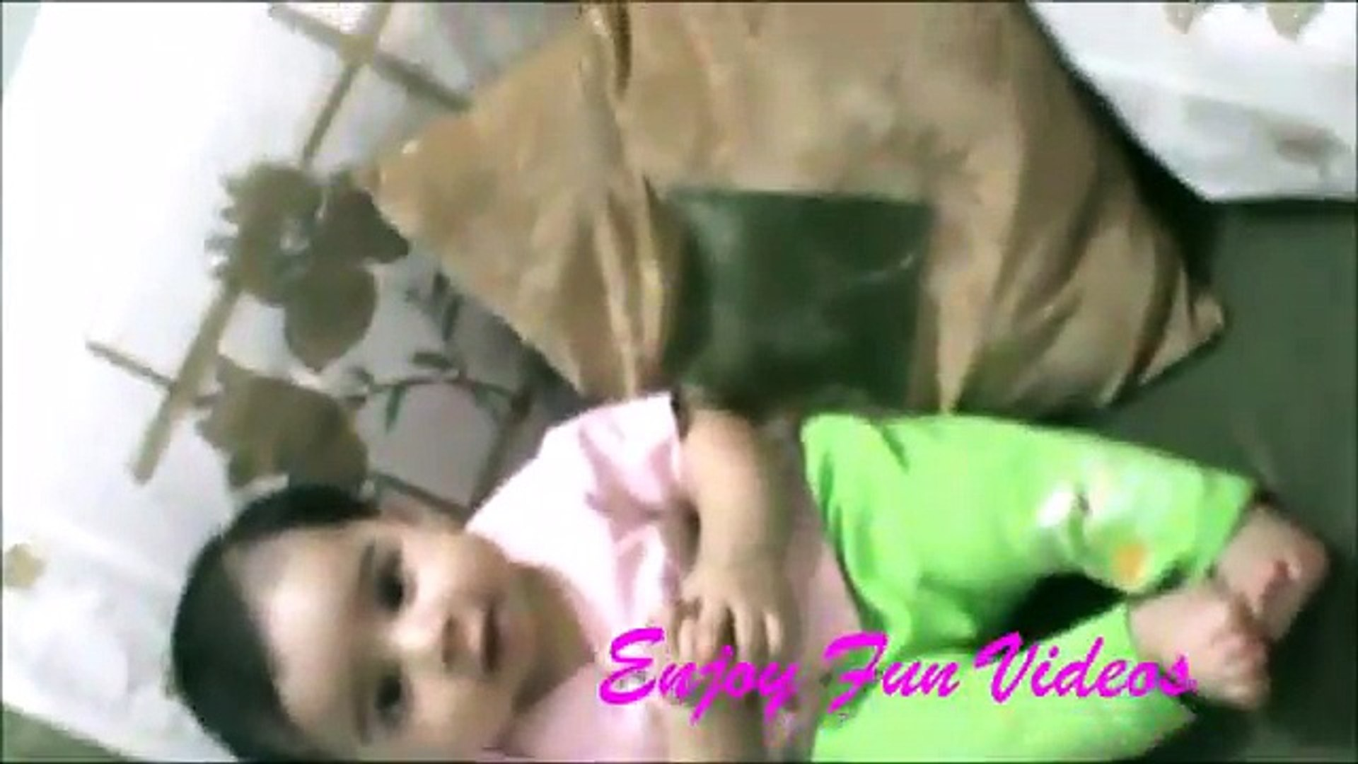 Enjoy Funny Videos - Cute Baby