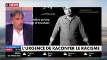 Alexandre Amiel parle du racisme sur CNEWS