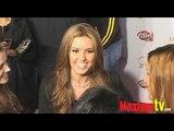 AUDRINA PATRIDGE at 'MAXIM'S HOT 100 PARTY 2009' Red Carpet Arrivals
