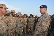 What General Qamar Bajwa Said To His Army Jawans ?