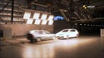 Crash-Test: Toyota Corolla 1998 Vs Corolla 2015.