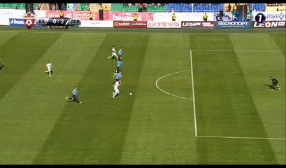 Artem Dzyuba Goal HD - FK Krylya Sovetov Samara 0-2 Zenit Petersburg - 13.05.2017