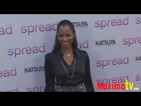 GARCELLE BEAUVAIS at SPREAD Premiere