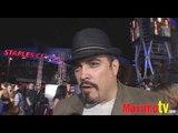 DAVID ZAYAS at 'X-GAMES 3D: the Movie' Premiere July 30, 2009
