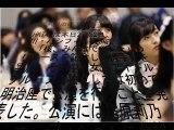 HKT48シングル「桜、みんなで食べた」のリリースを記念した握手会を実施。