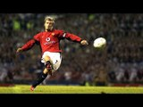 David Beckham ● All Free Kicks For Manchester United ( With Commentary )