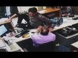 Palermo - Tentano rapina in una banca, arrestati due giovani (13.05.17)