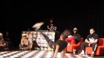 Romans : des danseurs déchaînés au battle de hip-hop