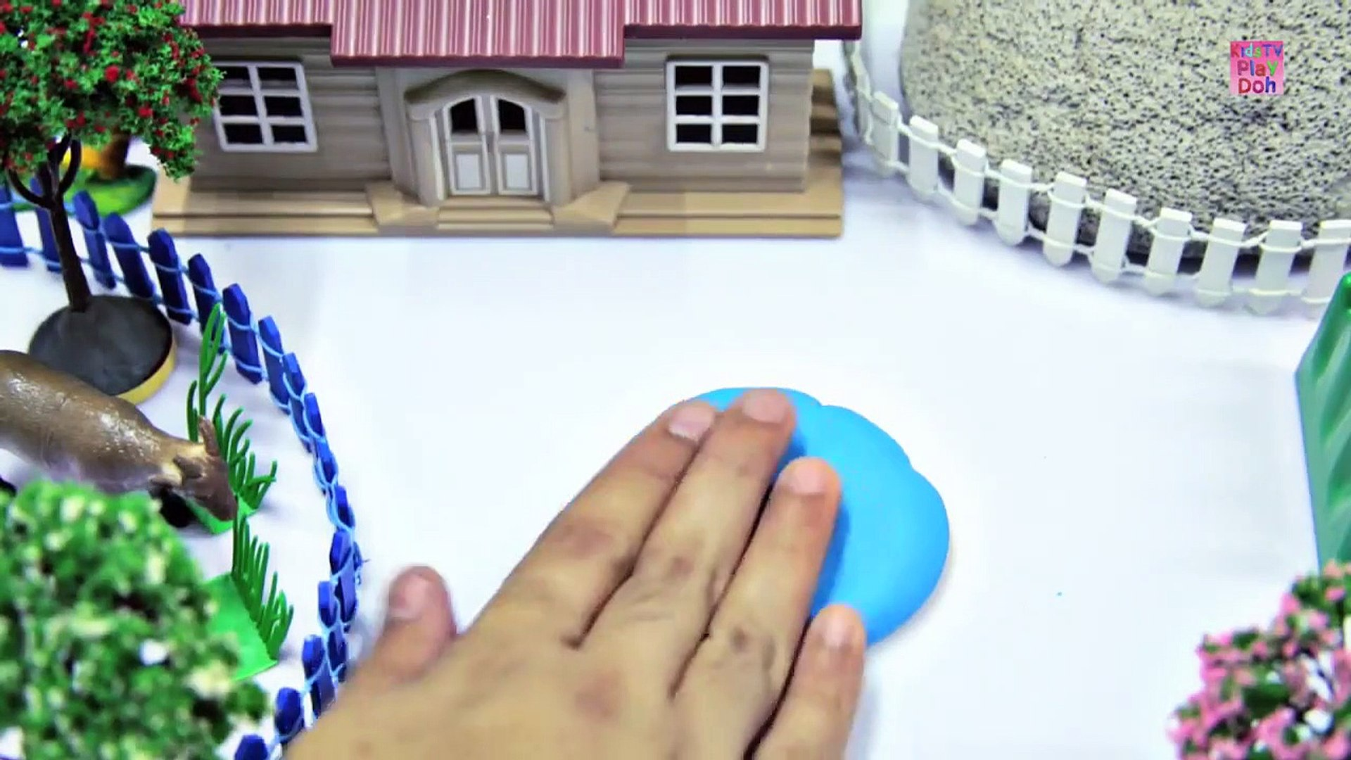 Learn Colors With Play Doh _ Play Doh Videos for Kids _ Kids Learning Videos  _ Play Doh Fish