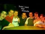 Amis un jour, amis toujours.