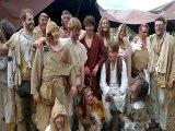 Semur-en-Auxois : les Gueux d'Semur animent la Fête médiévale