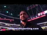 DOMINIC BREAZEALE HAS ANTHONY JOSHUA OVER DEONTAY WILDER - EsNews Boxing