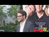 SETH ROGEN at 'FUNNY PEOPLE' World Premiere July 20, 2009
