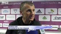 """Patrice Lair : """"L'OL va être très difficile à battre"""""""