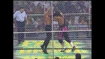The Warrior, Roddy Piper & DDP vs. Lex Luger, Sting & Kevin Nash vs. Stevie Ray, Bret Hart & Hulk Hogan (-4 Stars)
