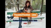 Passion2Fashion - Lena - Fashion-Show: Boots (#0003)