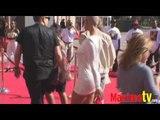 Kanye West & Amber Rose // 2009 BET Awards Red Carpet