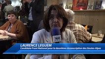 Hautes-Alpes : Laurence Leguem, candidate Front National pour la deuxième circonscription des Hautes-Alpes