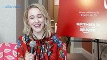 'Crisis in Six Scenes' Rachel Brosnahan On Her Character, Woody Allen & Miley Cyrus