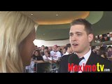 MICHAEL BUBLE Interview at 2009 NHL AWARDS