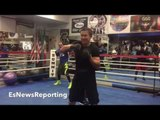 GGG IN CAMP FOR BROOK BOUT SEPTEMBER 10TH; GOLOVKIN DOING LIGHT SHADOW BOXING - EsNews Boxing