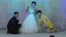 indian best Wedding Dance =Beautiful Bride's Dance =Sangeet best Dance Performance