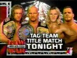Raw | Triple H and Stone Cold Steve Austin vs. Chris Benoit and Chris Jericho