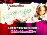 Alizée - Gourmandises KARAOKE / INSTRUMENTAL