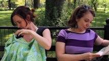Women breastfeeding women