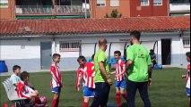 Goles Can Parellada-Olímpic Can Fatjó.Temporada 2016-17