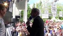 D!CI TV : Gap foire expo : les frères Bogdanov ont mis le feu sur le stand D!CI TV