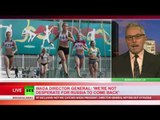 'We're not desperate' for Russia return: WADA Director General caught on hot mic (RT EXCLUSIVE)