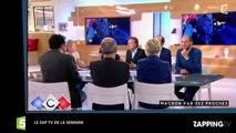 Zap TV : Vanessa Paradis fière de Lily-Rose Depp, Emmanuel Macron se compare à de la lessive... (vidéo)