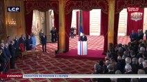 Les deux exigences d'Emmanuel Macron