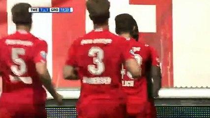 George GOAL (1:1) FC Twente vs FC Groningen