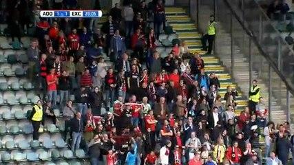 Fortes GOAL (1:1) Den Haag vs Excelsior