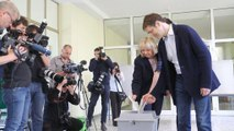 SPD face stiff challenge in home state North Rhine-Westphalia