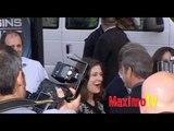 Mel Gibson and Oksana Grigorieva at X-MEN ORIGINS WOLVERINE Premiere