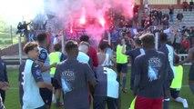 U19 / Le HAC qualifié pour les 1/2 finales du Championnat de France : la réaction d'Ozer Ozdemir