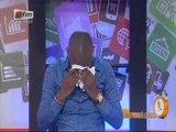 Yeewu Leen - 1er Avril 2014 -Aida Samb fait pleurer Pape Cheikh Diallo en direct  sur le plateau