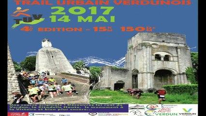Trail Urbain Verdun 2017