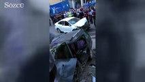 Kartal'da oto hırsızları polise ateş açtı