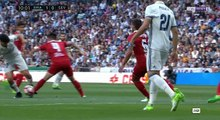 Nacho Goal HD - Real Madrid 1-0 Sevilla 14.05.2017