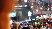 [FANCAM] BTS THE WINGS TOUR HONG KONG 1 JIMIN & JUNGKOOK JUMPING ON STAGE JIKOOK MOMENT