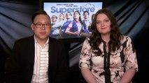 """IR Interview: Nico Santos & Lauren Ash For """"Superstore"""" [NBC-S2]"""